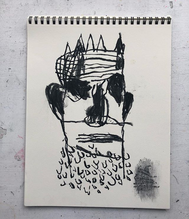 Anxiety Art Drawing